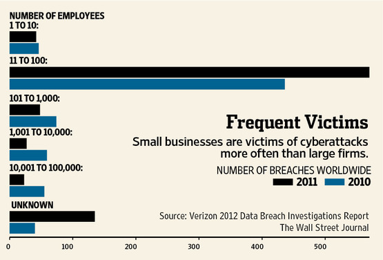Cyber Crime Business Victims