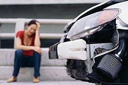 underinsured-insurance-woman-car-accident